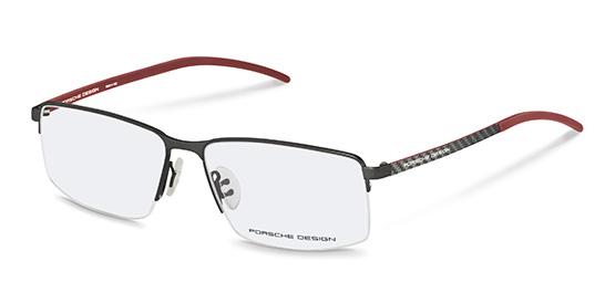 Porsche Design-Коррекционные оправы-P8347-black 44aff045843