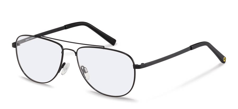 Rodenstock Capsule Collection-Коррекционные оправы-RR213-black