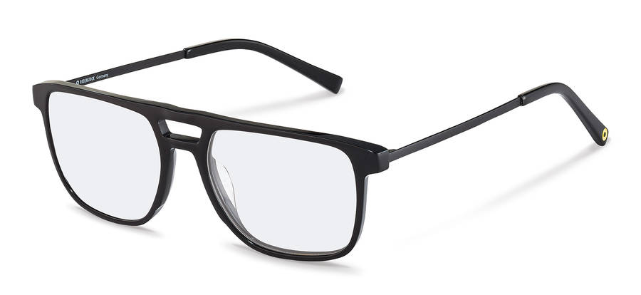 Rodenstock Capsule Collection-Коррекционные оправы-RR460-black