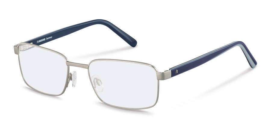 Rodenstock-Коррекционные оправы-R2620-lightgun/bluelayered