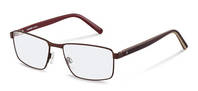Rodenstock-Коррекционные оправы-R2621-darkred/darkredlayered