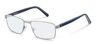 Rodenstock-Коррекционные оправы-R2621-lightgun/bluelayered