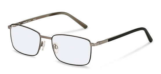 Rodenstock-Коррекционные оправы-R7089-gunmetal/black