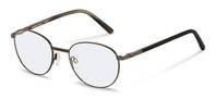 Rodenstock-Коррекционные оправы-R7091-black/blackgreylayered