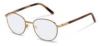 Rodenstock-Коррекционные оправы-R7091-darkbrown/lightbrown