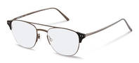 Rodenstock-Коррекционные оправы-R7097-darkgun/black
