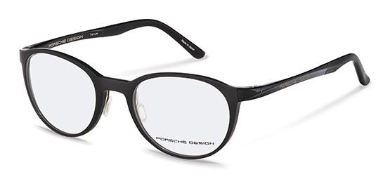 Porsche Design-Коррекционные оправы-P8342-black 8c1a8a754cb