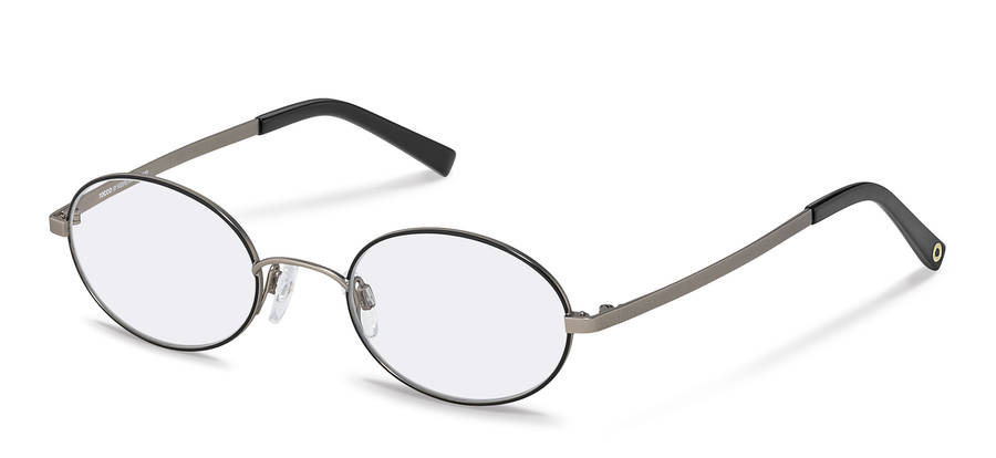 Rodenstock Capsule Collection-Коррекционные оправы-RR214-black/lightgun