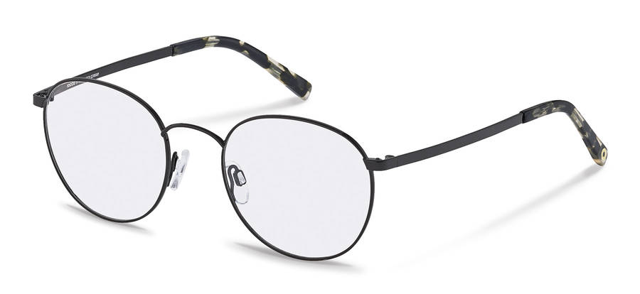 Rodenstock Capsule Collection-Коррекционные оправы-RR215-black/havana