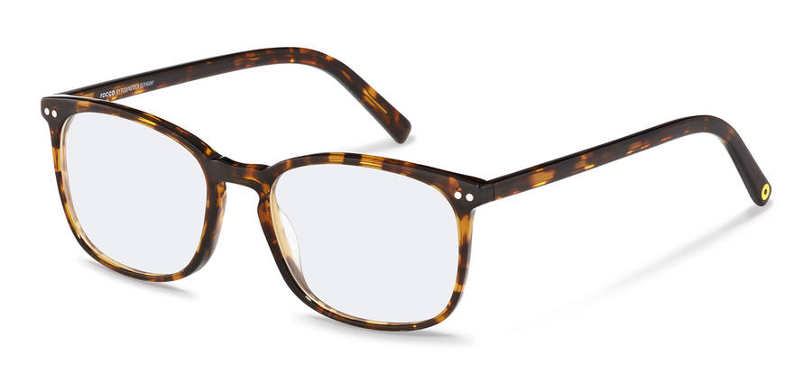 Rodenstock Capsule Collection-Коррекционные оправы-RR449-havana