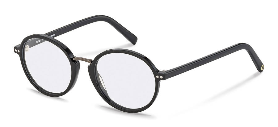Rodenstock Capsule Collection-Коррекционные оправы-RR455-black/gun