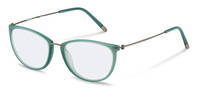 Rodenstock-Коррекционные оправы-R7070-green, gunmetal