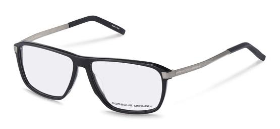 Porsche Design-Коррекционные оправы-P8320-black