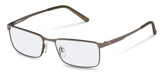 Rodenstock-Коррекционные оправы-R2609-gunmetal, brown