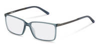 Rodenstock-Коррекционные оправы-R5317-blue, gunmetal