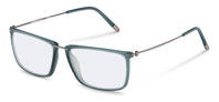 Rodenstock-Коррекционные оправы-R7071-dark blue, gunmetal