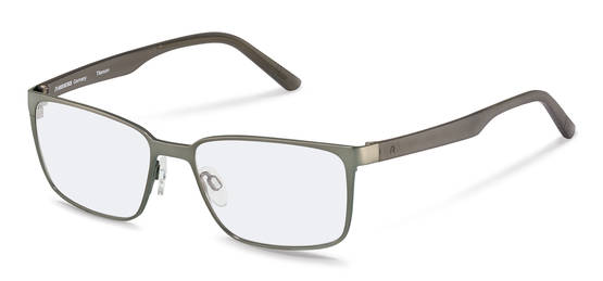 Rodenstock-Коррекционные оправы-R7076-gunmetal, grey