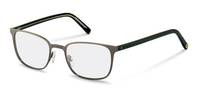 rocco by Rodenstock-Коррекционные оправы-RR211-gunmetal/darkgreen