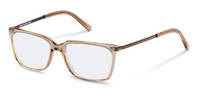 rocco by Rodenstock-Коррекционные оправы-RR447-lightbrown/gunmetal