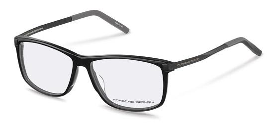 Porsche Design-Коррекционные оправы-P8319-black