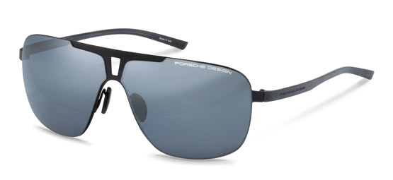 Porsche Design-Солнцезащитные очки-P8655-black
