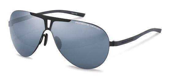 Porsche Design-Солнцезащитные очки-P8656-black