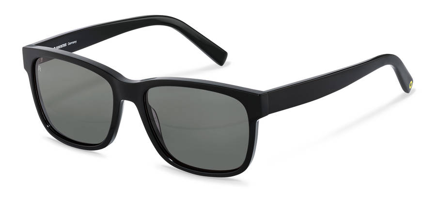 Rodenstock Capsule Collection-Солнцезащитные очки-RR339-black