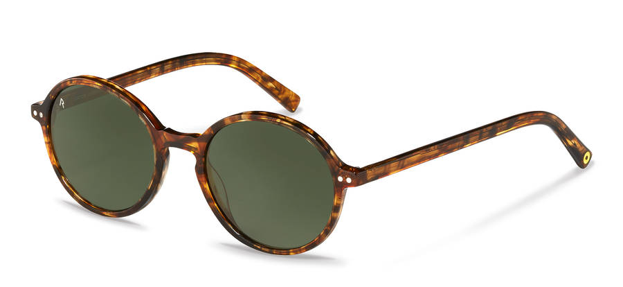 Rodenstock Capsule Collection-Солнцезащитные очки-RR334-brownstructured