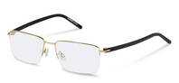 Rodenstock-Korrektionsglasögon-R2605-light gold, black