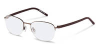 Rodenstock-Korrektionsglasögon-R2606-brown, dark brown