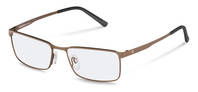 Rodenstock-Korrektionsglasögon-R2609-brown, grey
