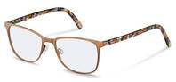 rocco by Rodenstock-Korrektionsglasögon-RR212-brown, brown structured