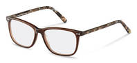 rocco by Rodenstock-Korrektionsglasögon-RR444-brown, blue brown structured