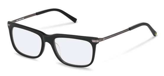 rocco by Rodenstock-Korrektionsglasögon-RR435-black, light gun