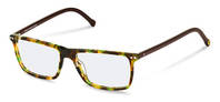 rocco by Rodenstock-Korrektionsglasögon-RR437-green havana, dark brown