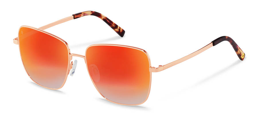 Rodenstock Capsule Collection-Solglasögon-RR109-rosegold/havana