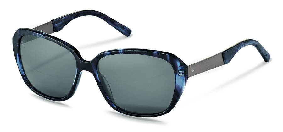 Rodenstock-Solglasögon-R3299-darkbluestructured/darkgun