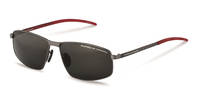 Porsche Design-Solglasögon-P8652-grey