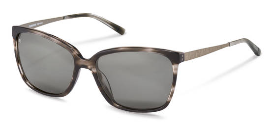 Rodenstock-Solglasögon-R3298-dark grey strucured, gunmetal