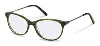 RODENSTOCK-Korekcijski okvir-R5323-greenstructured/darkgun