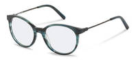 RODENSTOCK-Korekcijski okvir-R5324-bluestructured/darkgun