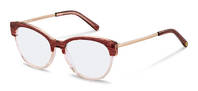 rocco by RODENSTOCK-Korekcijski okvir-RR459-pinkstructured/rose