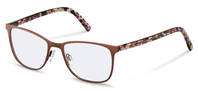 rocco by RODENSTOCK-Korekcijski okvir-RR212-red/plumstructured