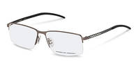 PORSCHE DESIGN-Korekcijski okvir-P8347-brown