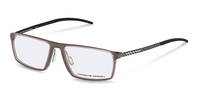 PORSCHE DESIGN-Korekcijski okvir-P8349-brown