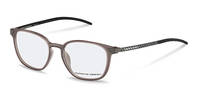PORSCHE DESIGN-Korekcijski okvir-P8348-brown