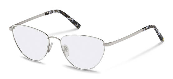Rodenstock Capsule Collection-กรอบแว่นสายตา-RR216-white/silver