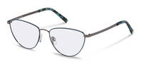 Rodenstock Capsule Collection-กรอบแว่นสายตา-RR216-darkgreen/darkgun