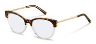Rodenstock Capsule Collection-กรอบแว่นสายตา-RR459-havanacrystal/lightbrown