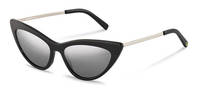 Rodenstock Capsule Collection-แว่นกันแดด-RR336-black/silver